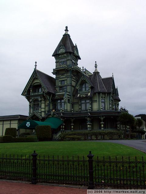 Rtw05 6 3 eureka und ferndale usa gallery for Viktorianisches haus